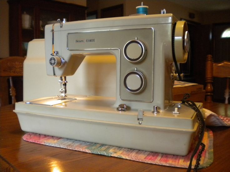 how to fix my sewing machine kenmore