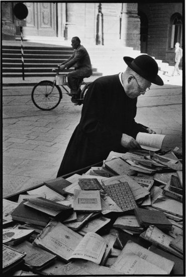 Leonard Freed/Magnum, Naples, probably 1956