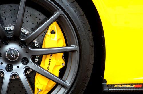 McLaren 650S detail