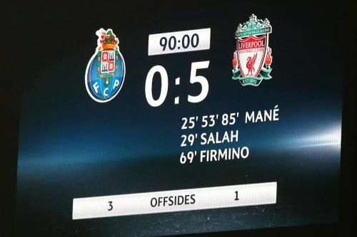 Liverpool vs Porto: TV channel, live stream, kick-off time and team news for the Champions League fixture: * Liverpool vs Porto: TV…