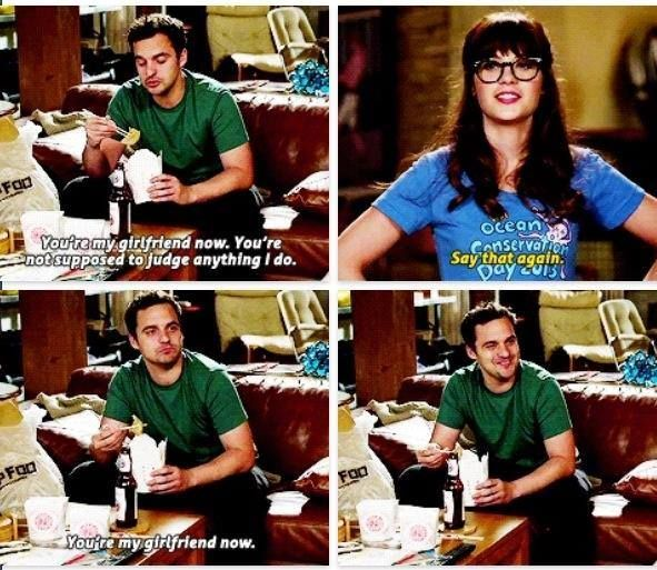 New Girl - Nick & Jess #Season3