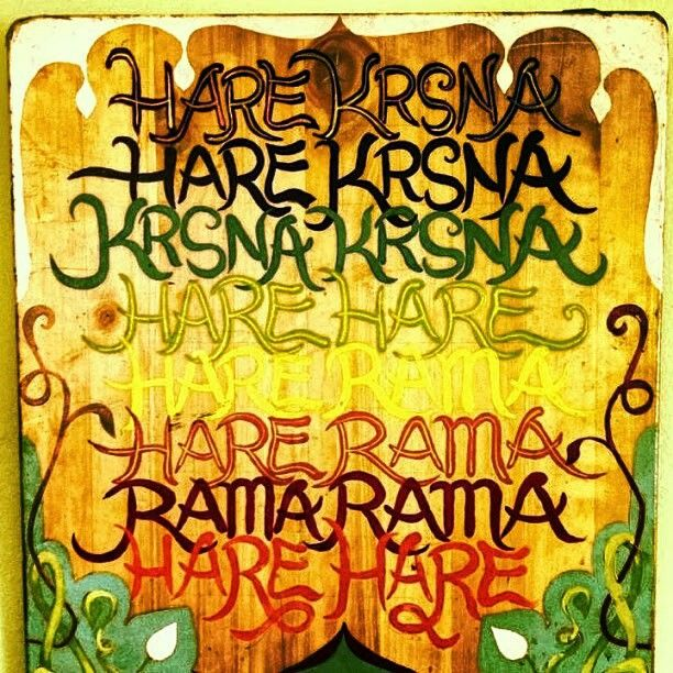 Hare krishna - Hare Rama
