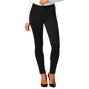 The signature Dannii Minogue Petites skinny leg jean now comes in butt shaper styling. With angled yoke and darts to help shape your butt! Skinny fit...