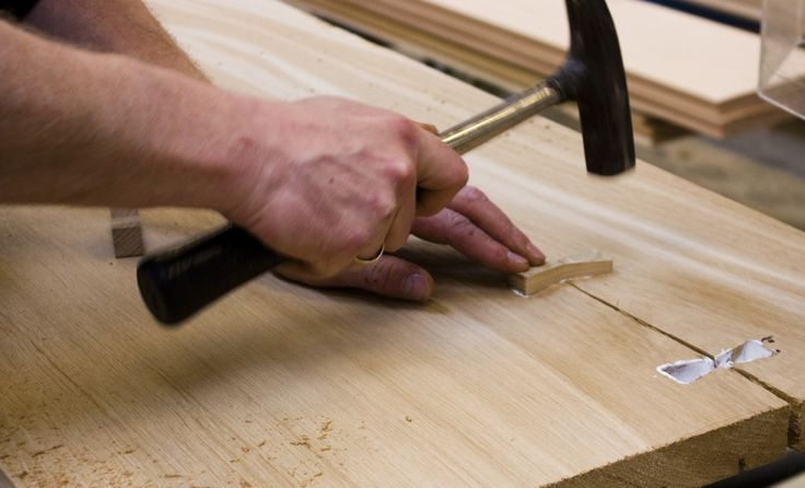 Quality and excellent craftmanship are the cornerstone behind the production of wooden planks from Dinesen, as it has been for more than 110 years.