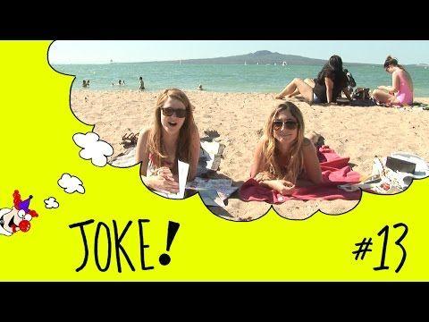 Joke #13 - YouTube