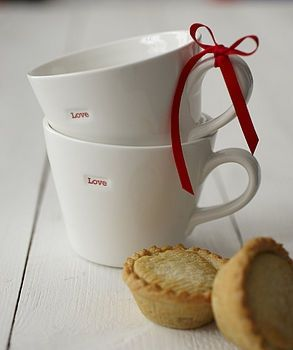 Keith Brymer Jones' homeware range is a stylish and contemporary collection including mugs, egg cups and jugs. The collection combines retro and traditional style with clean designs, and each piece is hand stamped with a word.