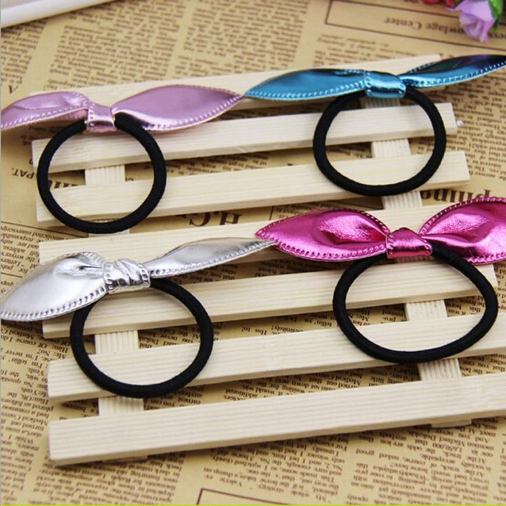 Beauty Girl Cute Rabbit Ears Rubber Band Baby Girl Hair Band Braiders Aug 23