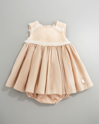 Marveilleuses Combination Dress by Baby Dior at Neiman Marcus.