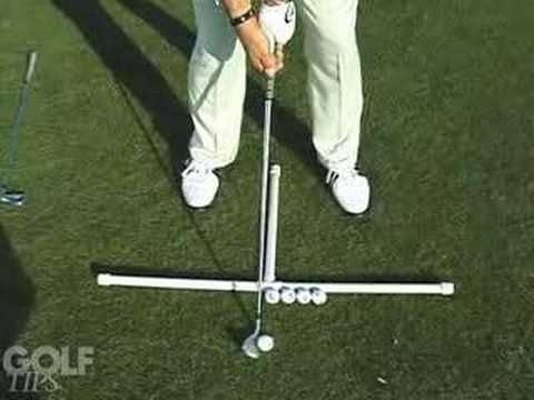 Golf Tips Magazine - Ball Position - YouTube