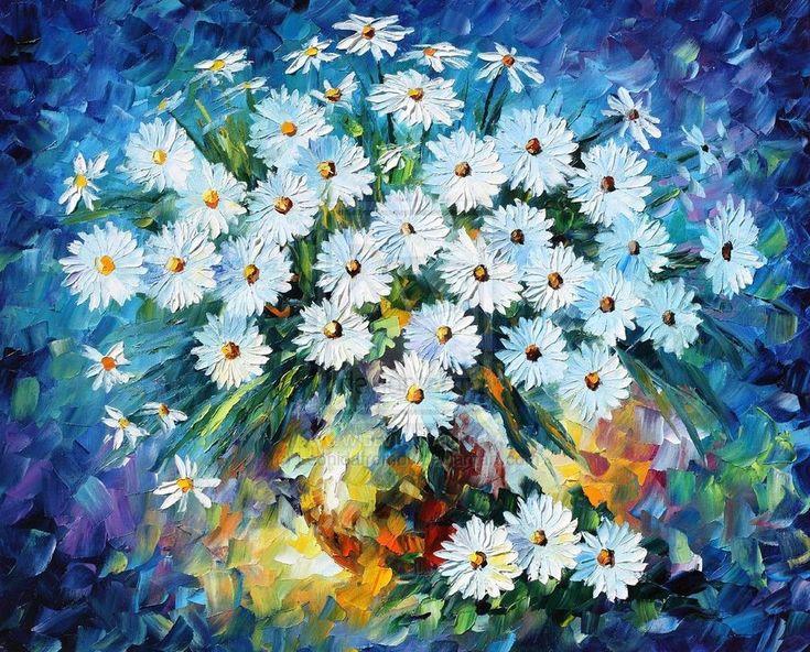 04 Radiance (The Talented Oil Painting Artist, Leonid Afremov on CrispMe)