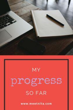 My Progress So Far – Meet Nita
