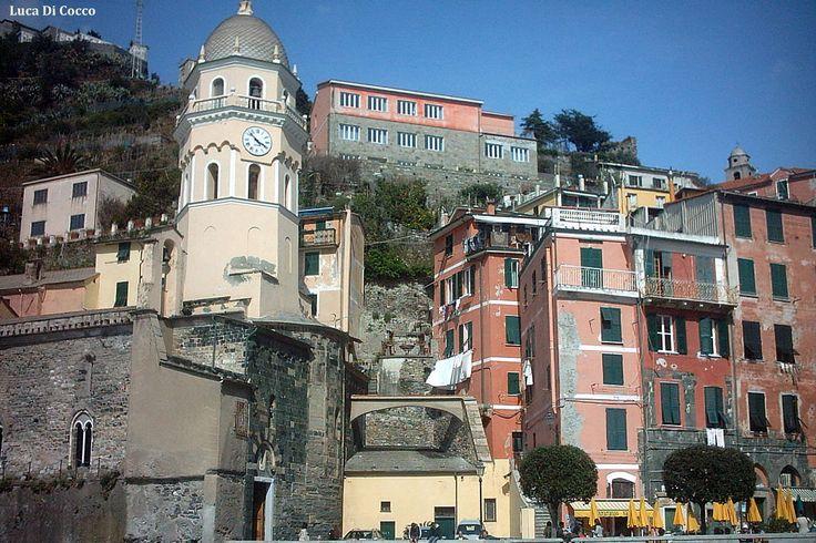 Vernazza, La Spezia, Liguria