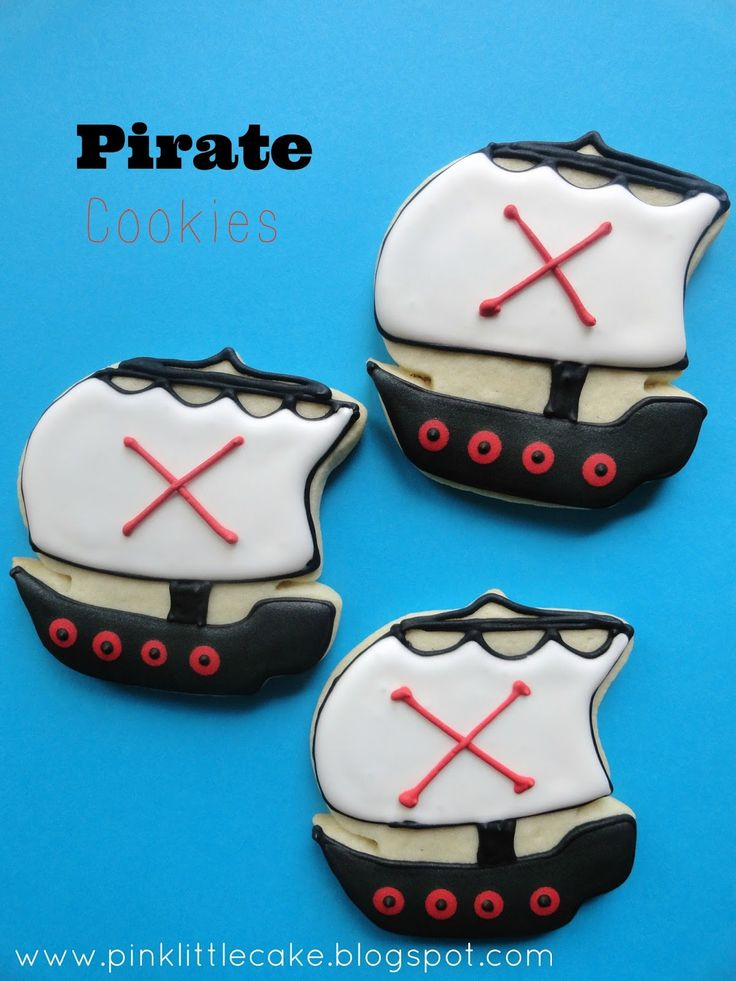 11 best Henrys Pirate 4th Birthday Party images on Pinterest