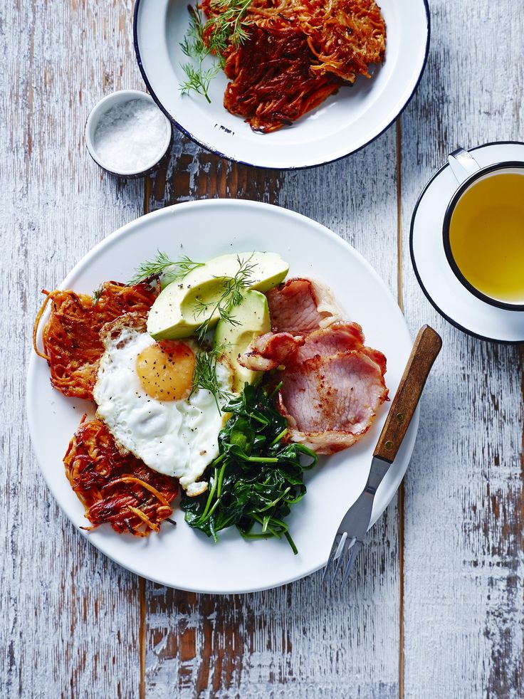 This Swoodle Rosti Recipe Will Change Your Weekend Big Brekkie Forever #paleo