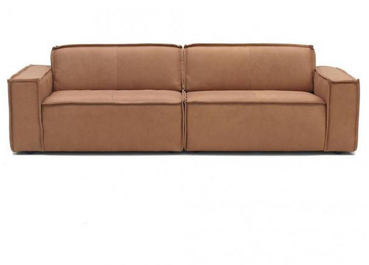 Edge Leather Sofa | Spence & Lyda