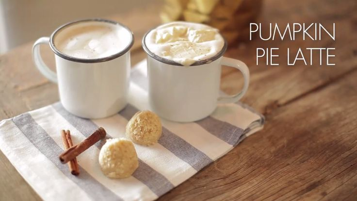 Better than Starbucks - Make your own Pumpkin Spice Latte