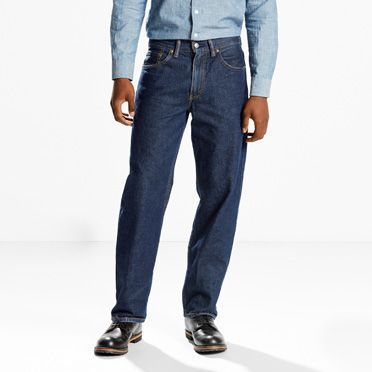 Levi's 550 Relaxed Fit Jeans (Big & Tall) - Men's 44x34