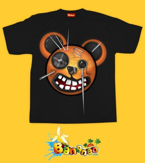 WWW.BANANEO.COM #bananeo #bear #tshirt #koszulka #miś #studiograficzne #grafikkomputerowy #grafik #komputerowy #studio #graficzne