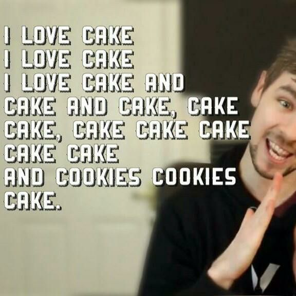 Jacksepticeye cake's song