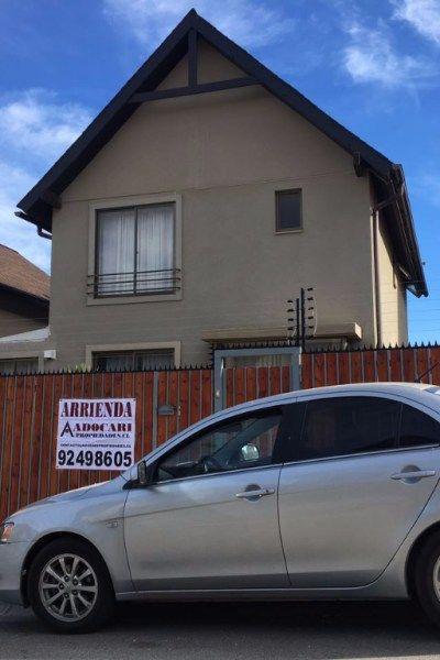 Arriendo de casa en Aires de Curauma - INMUEBLES-Casas, Valparaíso-Valparaíso, CLP500.000 - http://elarriendo.cl/casas/arriendo-de-casa-en-aires-de-curauma-1.html