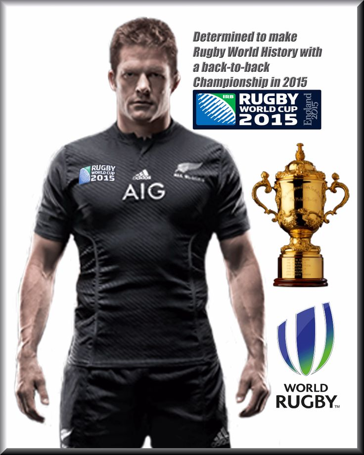 All Blacks rugby - Rugby World Cup 2015