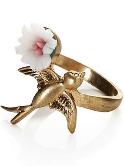 I love bird rings