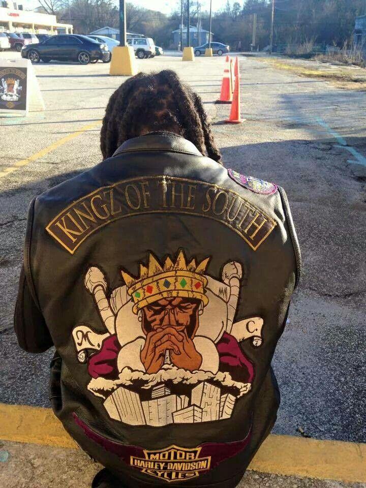 Kings of the south mc atl motherchapter | bike set | Motorcycle