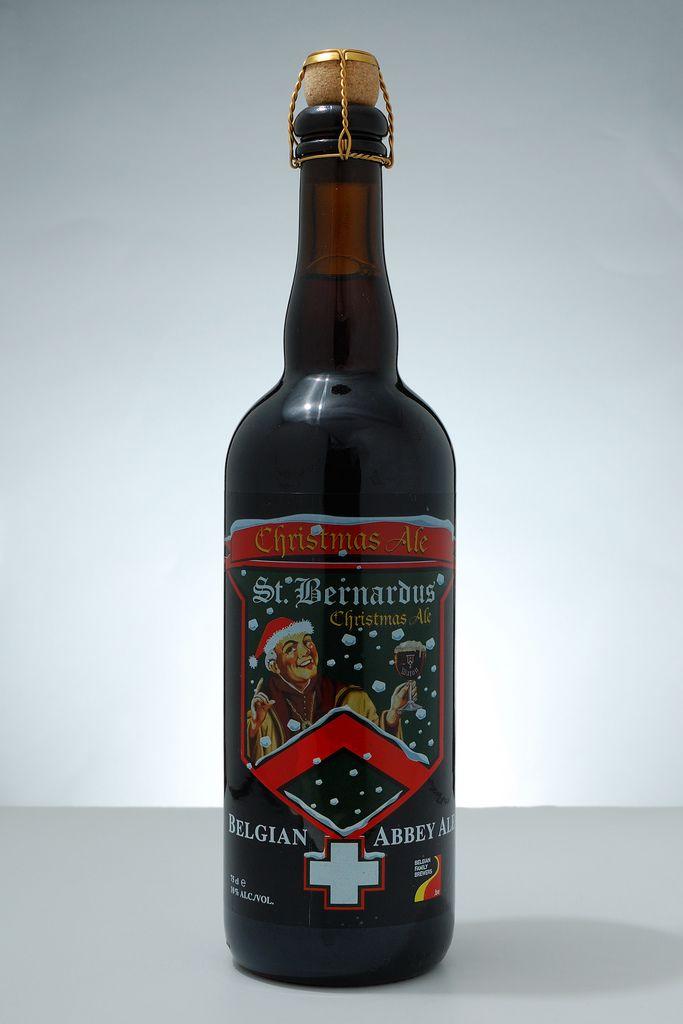 St. Bernardus Brouwerij - St. Bernardus Christmas Ale 10,0% 75cl pullo