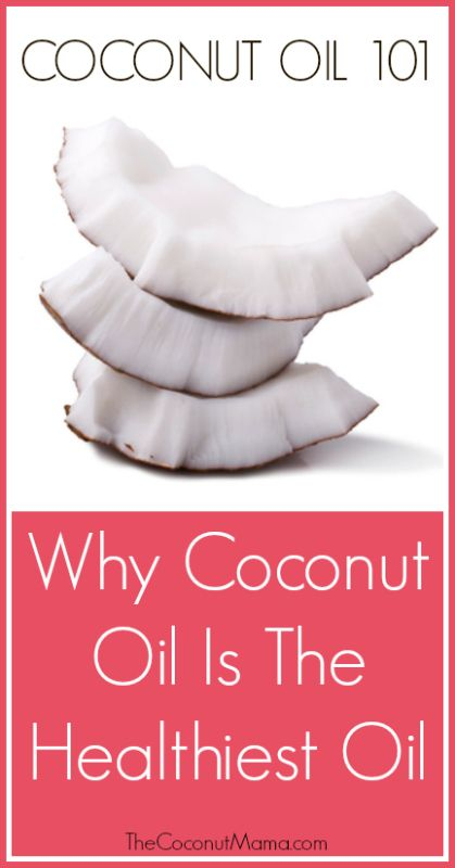 """Coconut Oil 101: Why Coconut Oil Is The Healthiest Oil  www.panamawellnessgroup.com """"All Things Wellness"""""""