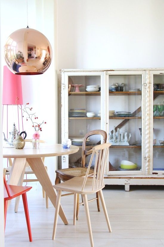 Inside Scoop: An Eclectic and Colourful Amsterdam Home
