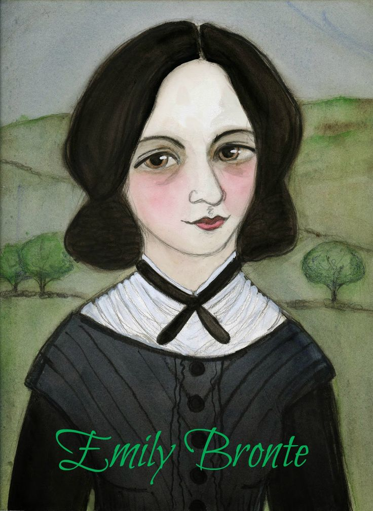 Brontë was an English novelist and poet who is most well known for her novel Wuthering Heights, a classic of English literature.  She wrote under the pen name Ellis Bell. Born in Thornton, Yorkshire, England, on July 30, 1818, Emily Jane Brontë lived a quiet life with her clergyman father; brother, Branwell Brontë; and two sisters, Charlotte and Anne. The sisters enjoyed writing poetry and novels, published pseudonymously.