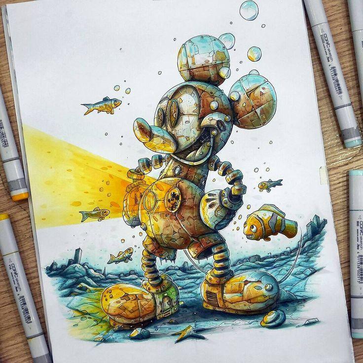Joker Orheyn Lai: 376 Best Drawing Images On Pinterest