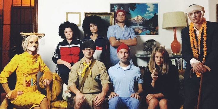 Wes anderson party