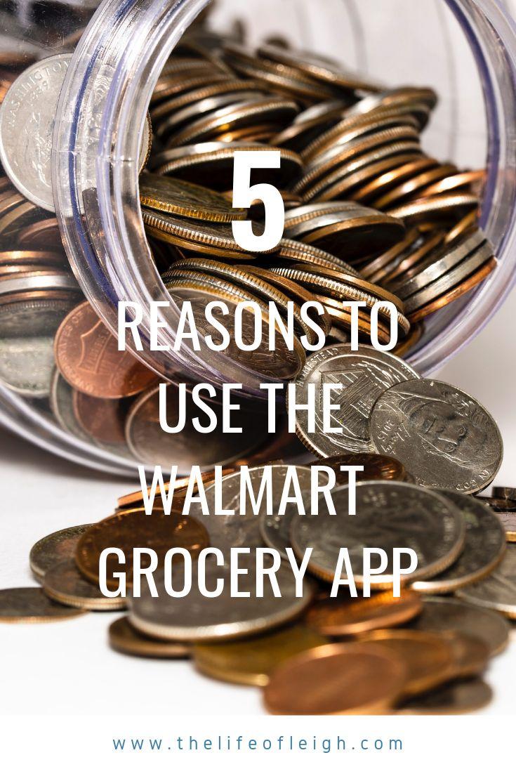 Walmart Grocery PickUp Service Walmart grocery app