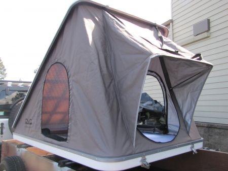 CVT Cascadia Vehicle Roof Top Tents | Cascadia Vehicle Roof Top Tents