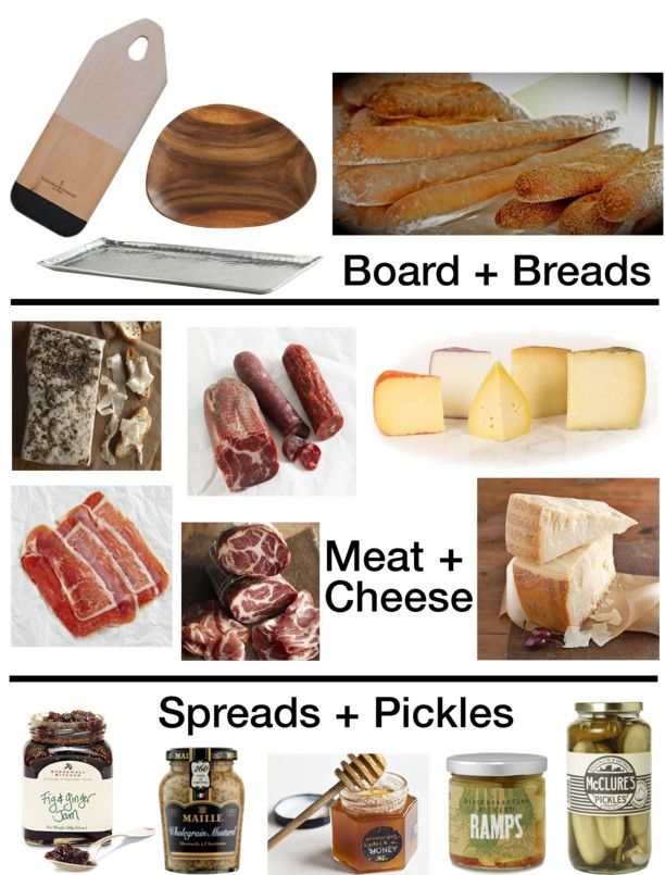 Foolproof guide to a Charcuterie Plate...use Chestnut Valley Charcuterie, of course.