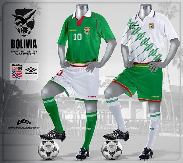 Bolivia - world cup 94