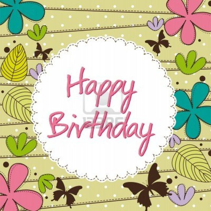 The 25 best Cute happy birthday images ideas – Cute Happy Birthday Cards