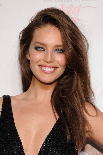 Emily DiDonato - Jeepers creepers where'd she get that amazing gob,barnet & peepers! - Angel Ball in NYC October 29th 2013