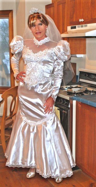 flickr transvestite bondage evening dresses