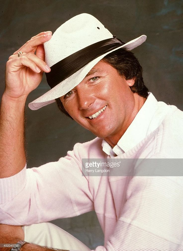 Actor Patrick Duffy poses for a portrait in 1990 in Los Angeles, California.