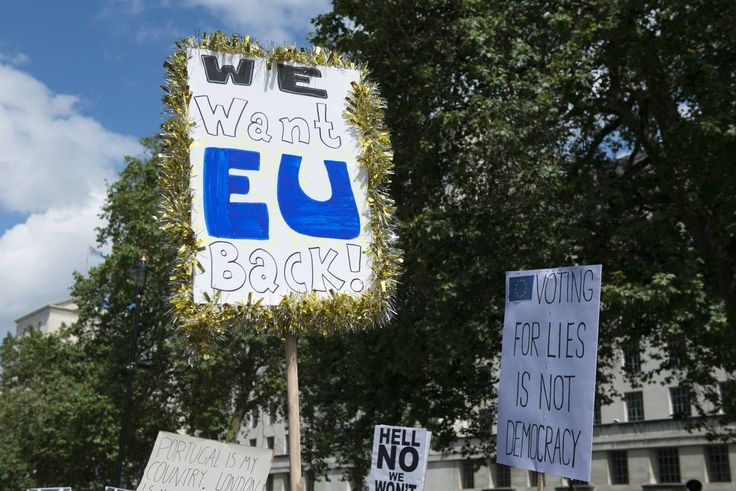 'I will alway love EU': The best signs from London's anti-Brexit march - http://www.baindaily.com/i-will-alway-love-eu-the-best-signs-from-londons-anti-brexit-march/