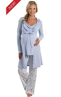 Maternity Pajamas and Nursing Pajamas, Gifts for New Moms | PajamaGram