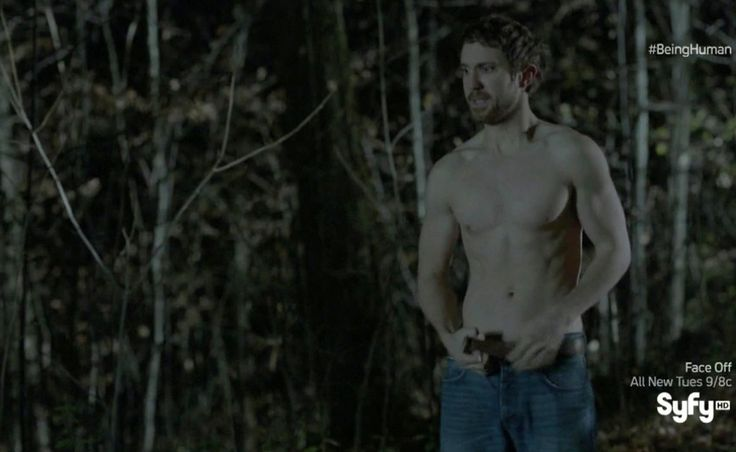 Sam Huntington in Being Human Episode 4.10-11 | Male Celeb News