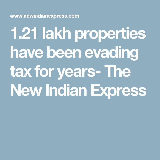 As many as 121,640 properties constructed without permission, unregistered properties (notarised) and those built on endowment, Wakf and Urban Land Ceiling (ULC) lands have been escaping the property tax net of India's Greater Hyderabad Municipal Corporation (GHMC) for some time. Because of non-payment of property tax on these properties, the GHMC has been losing revenue of more than US$7 million annually. GHMC plans to levy tax only on the construction part of the tax base.
