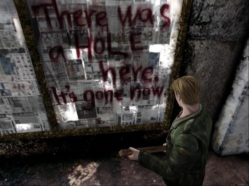 silent hill 2 ps2 review