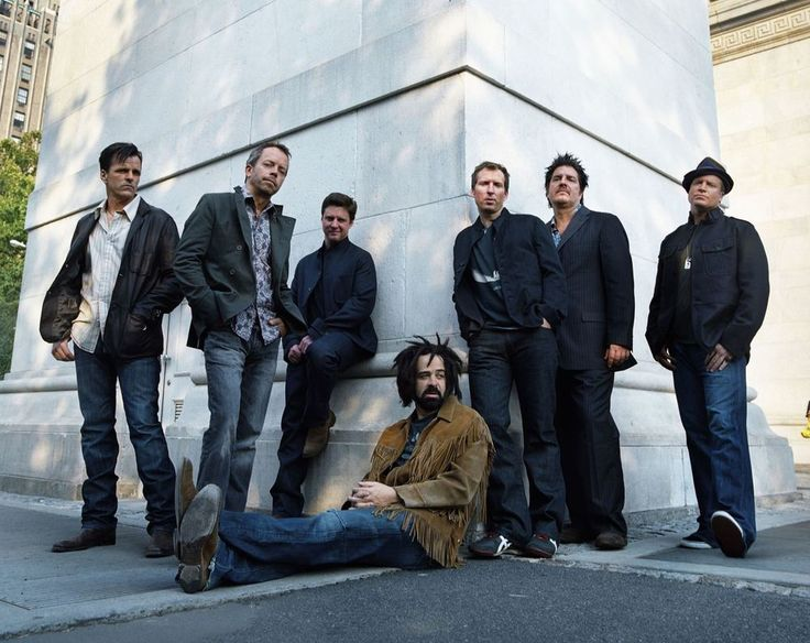 Review: Counting Crows - Roundhouse, London - 11/11/2014 | Inveterate