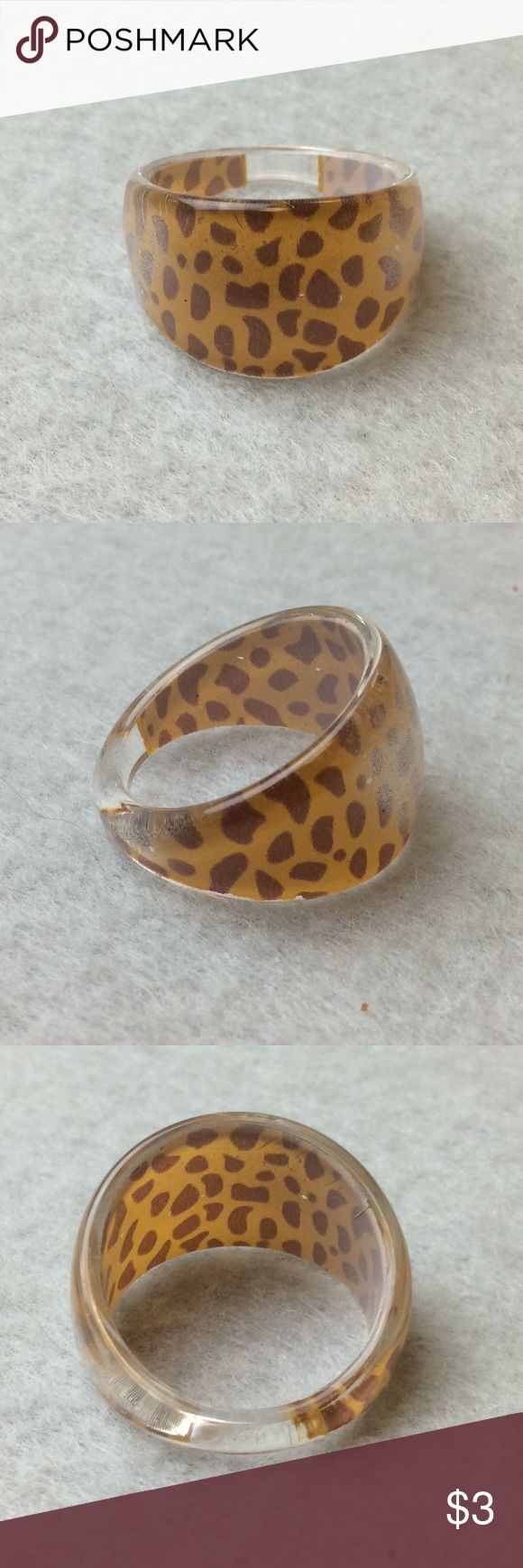 New Animal Print Ring - Size 6 Bundle 3 or more items and Save 20% 3739 Jewelry Rings
