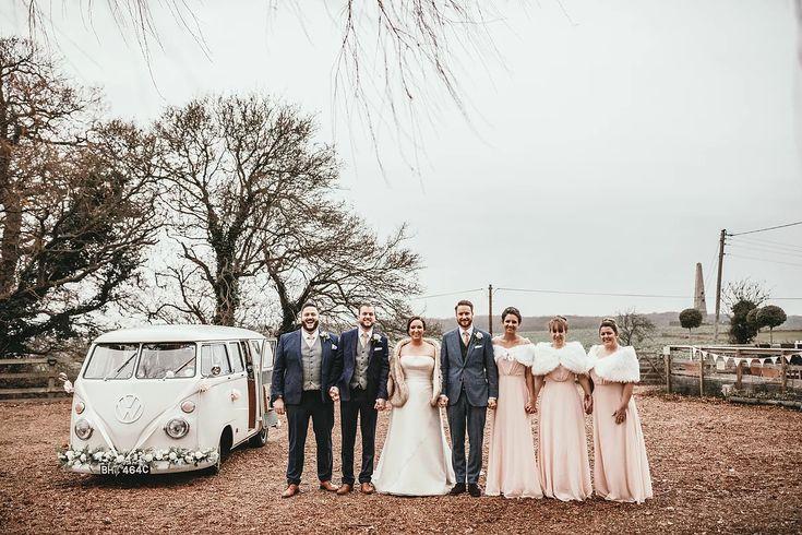 wedding campervan hire