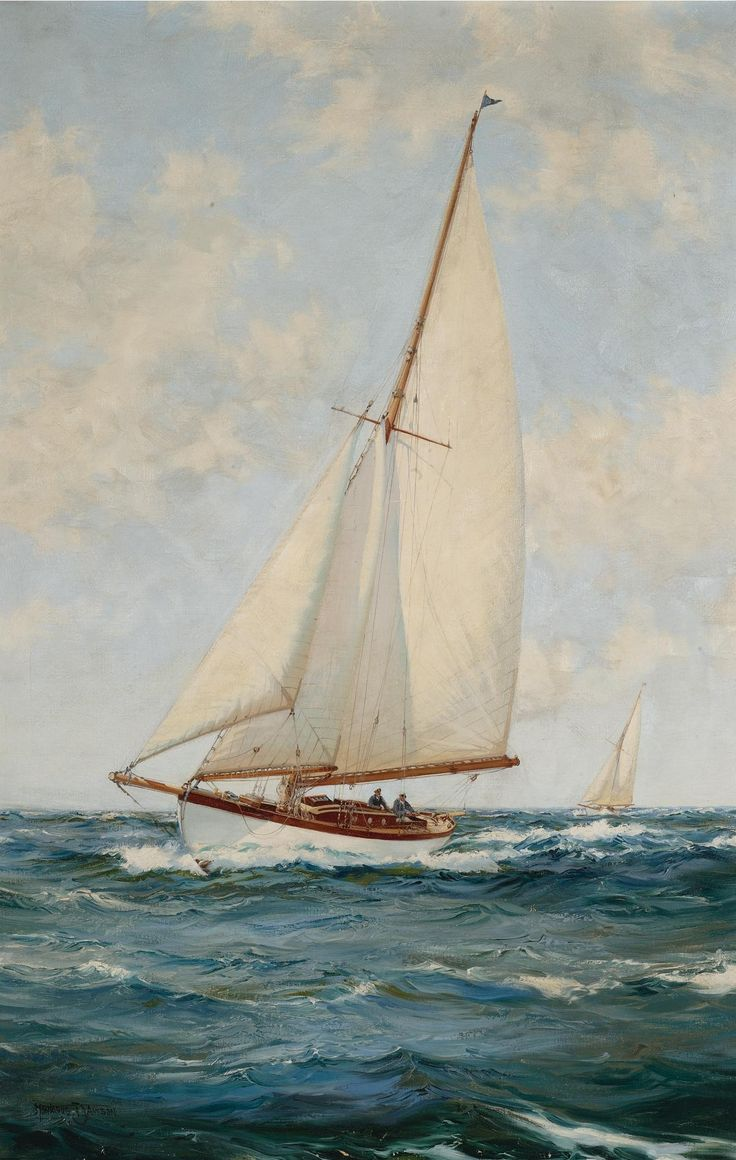 Montague Dawson